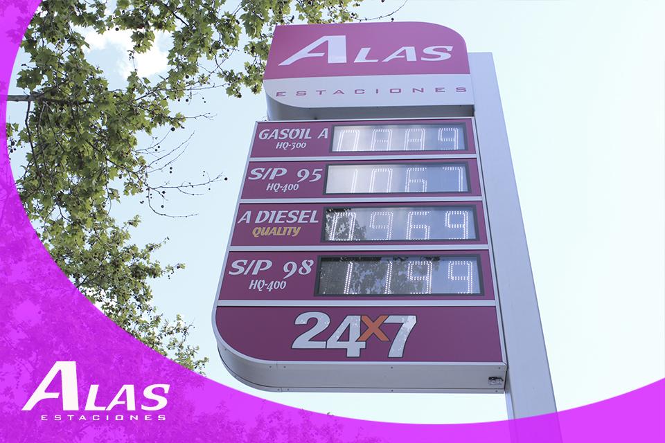 ¿Por qué es más barata una gasolina que otra?