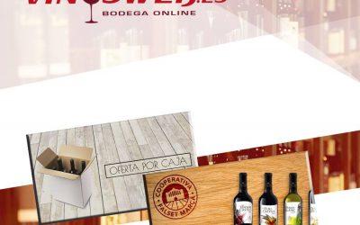 ¡Nueva Tienda Online de Vinos!
