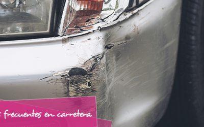 Accidentes más frecuentes en carretera