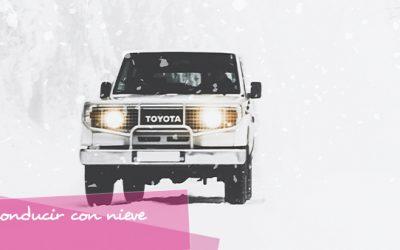Invierno y coche: consejos para conducir con nieve o hielo