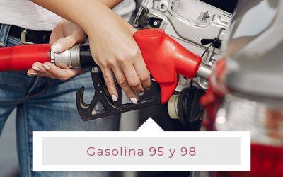 Gasolina 95 y 98: ¿cuáles son las diferencias?