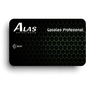 Tarjeta Alas Gasóleo Profesional